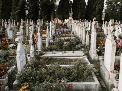 deuil cimetière