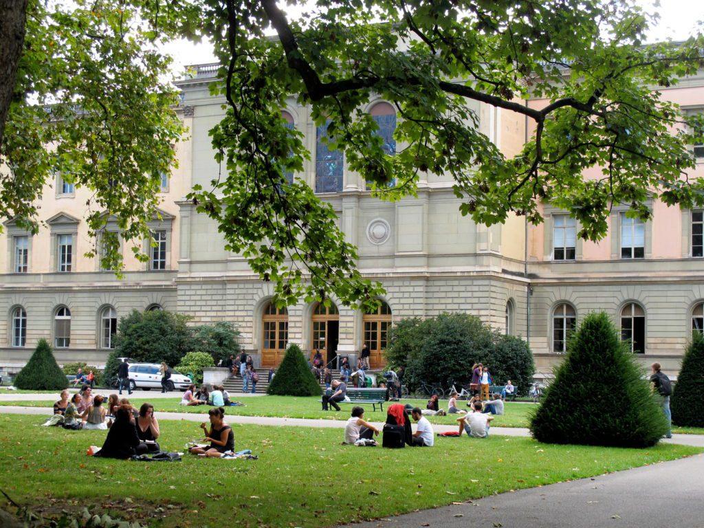 Faculté de théologie Genève