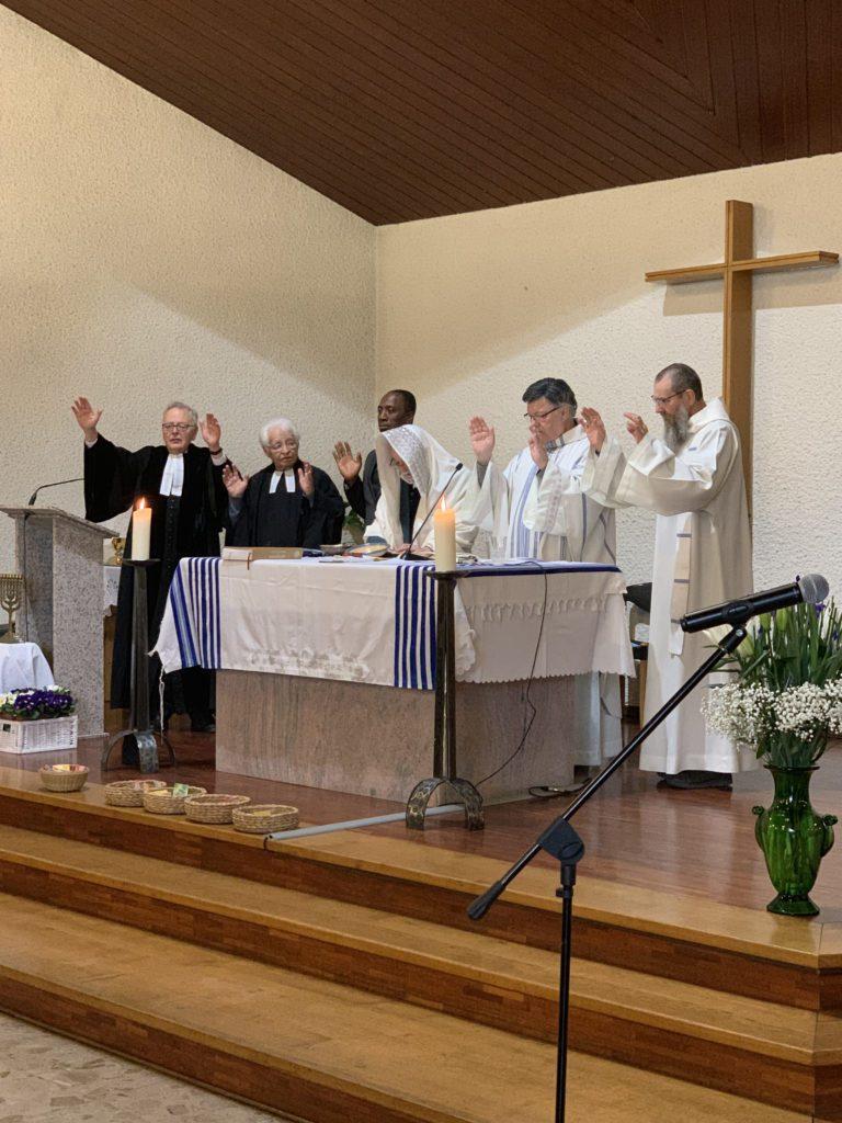 dies judaicus 2019 église St-Jean XXIII