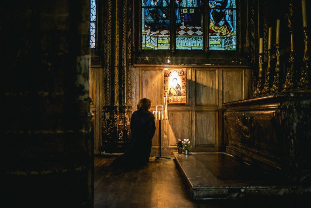 prier les saints