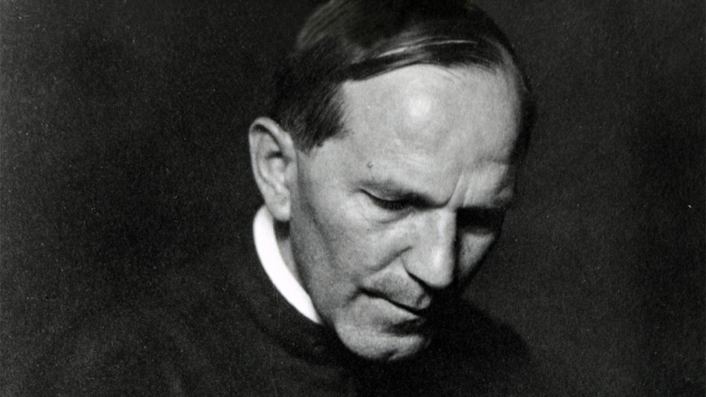Maurice Zundel 100 ordination