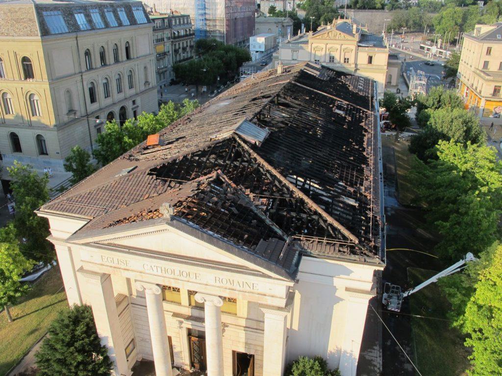 Je lance ma collecte pour la rénovation et l'aménagement intérieur de la Maison d'Eglise